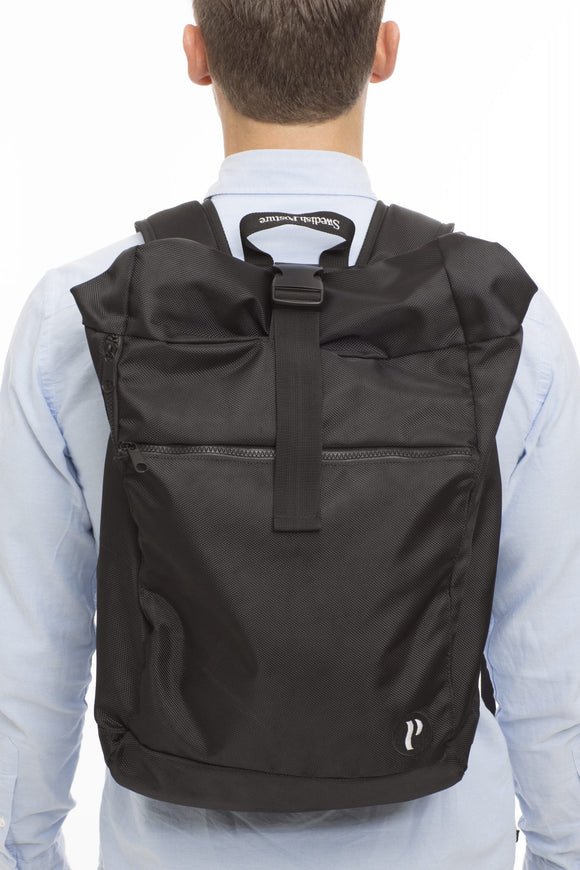 SWEDISH POSTURE CORRECTOR VERTICAL BACKPACK (15-18 Litre)