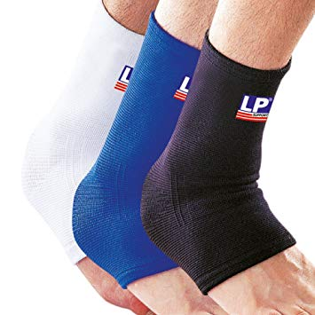 ANKLE BRACE SUPPORT LP BLUE