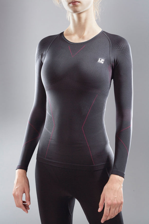 COMPRESSION CLOTHING WOMENS LONG SLEEVE TOP AIR LP
