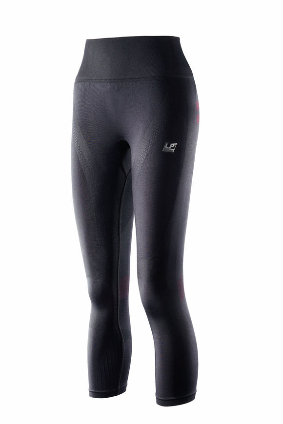 COMPRESSION CAPRI TIGHTS WOMENS LP SUPPORT