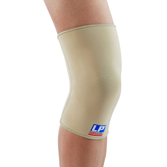 KNEE BRACE SUPPORT ( CLOSED PATELLA ) LP TAN
