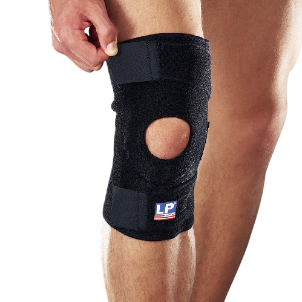 KNEE BRACE SUPPORT OPEN PATELLA LP