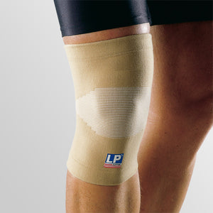 KNEE BRACE SUPPORT SLEEVE TAN LP