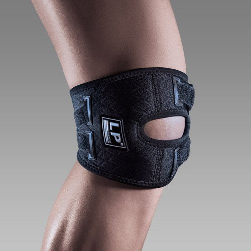 PATELLA TRACKING SUPPORT BRACE WITH SILICON PAD EXTREME LP