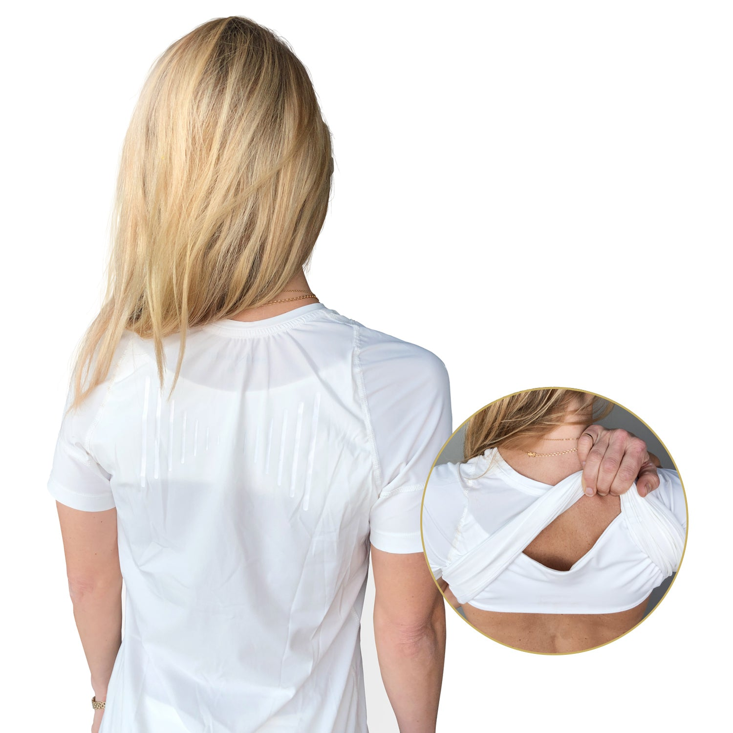 SWEDISH POSTURE REMINDER T-SHIRT