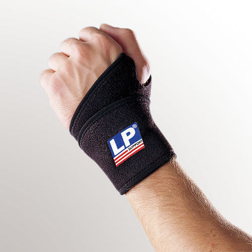 WRIST BRACE SUPPORT WRAP LP