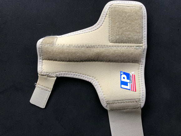 WRIST AND THUMB SUPPORT BRACE LP TAN