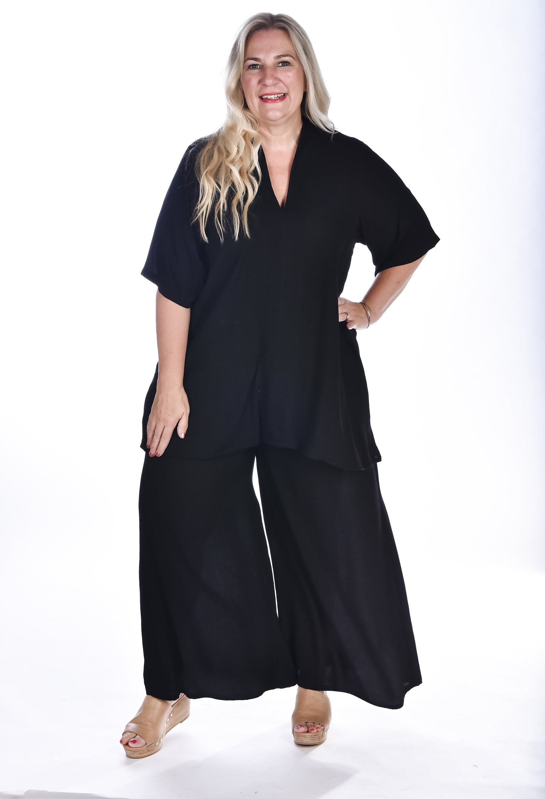 Plus-sized fashion