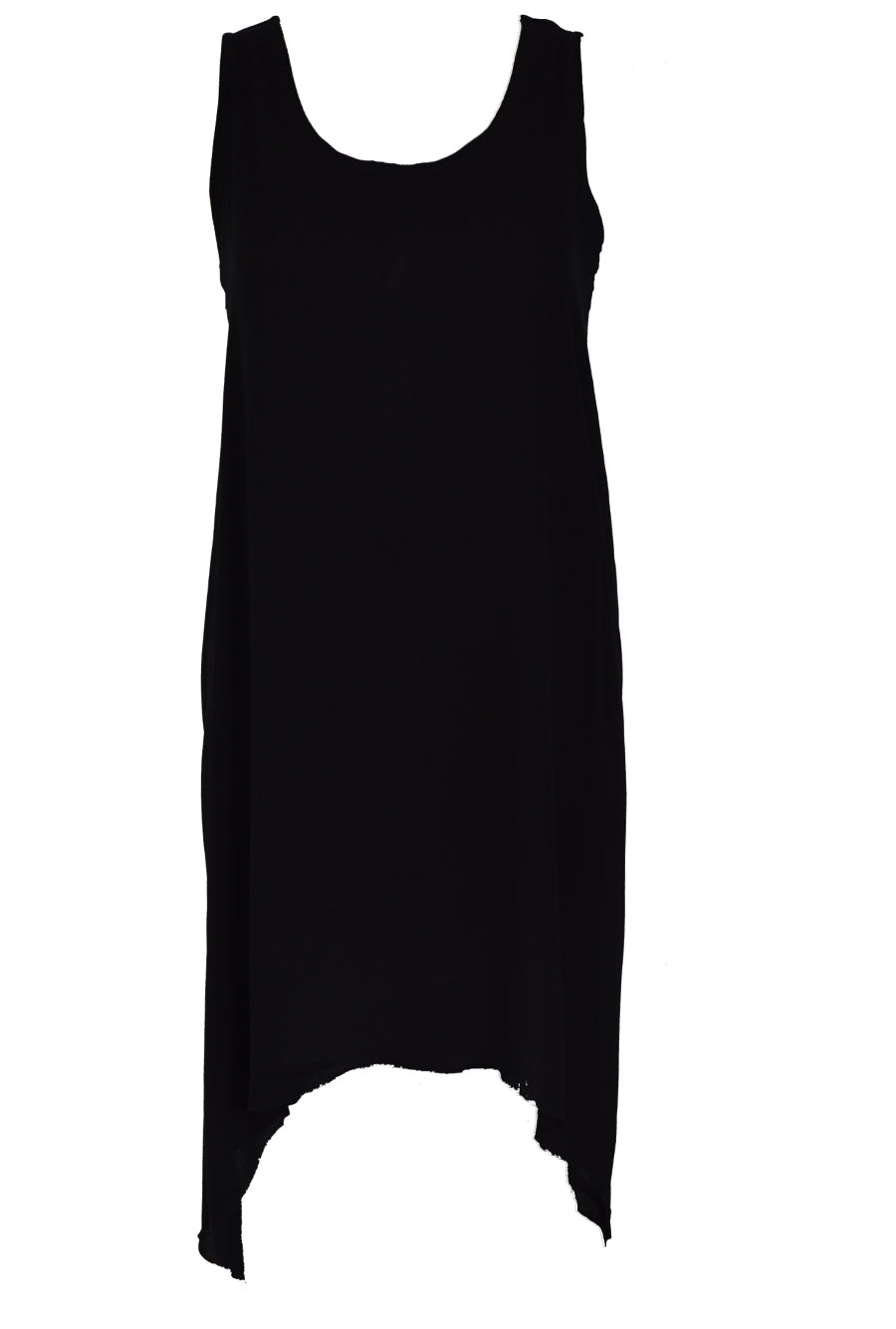 Tunic Scoop - Black