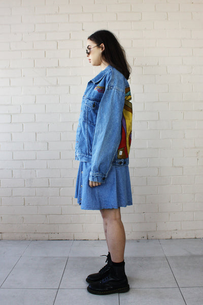Picasso Denim Jacket