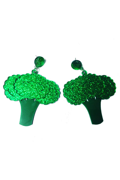Broccoli Earrings for sale