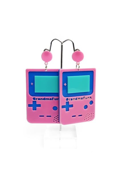 Grandma Funk Gameboy Earrings