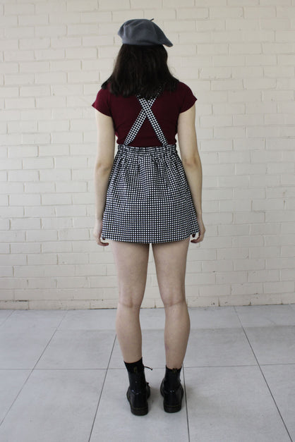 Pinafore Gingham