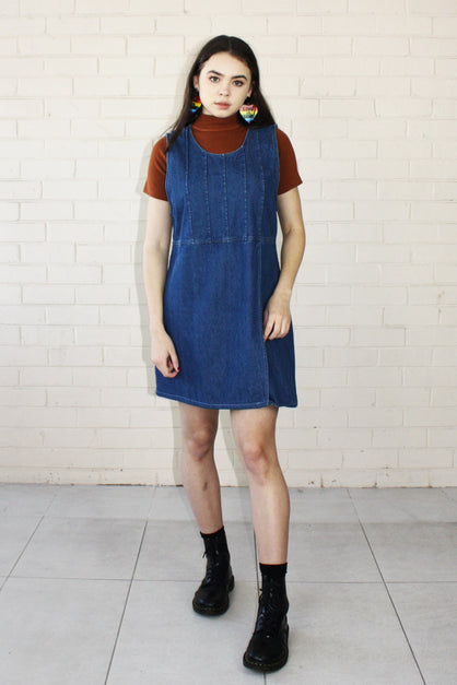Tara Vintage Denim Dress