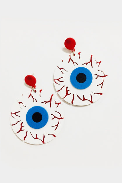 Eye Ball Earrings