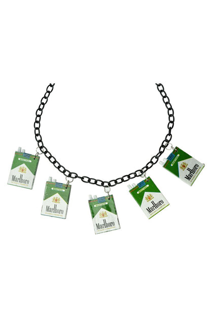 Ciggie Pack Necklace