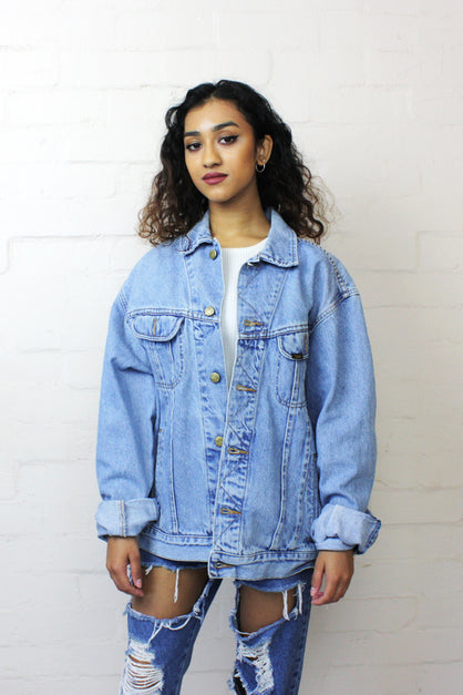 90's Vintage Lee Riders Unisex Demin Jacket