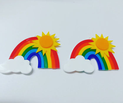 Over The Rainbow Earrings Pre Order