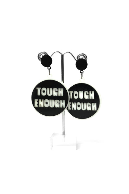 Tough Enough Earrings
