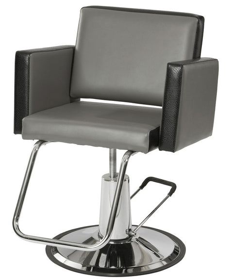 Pibbs Cosmo Styling Chair 3/4 View