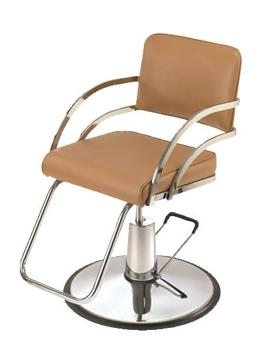 Pibbs Da Vinci Styling Chair 3/4 View