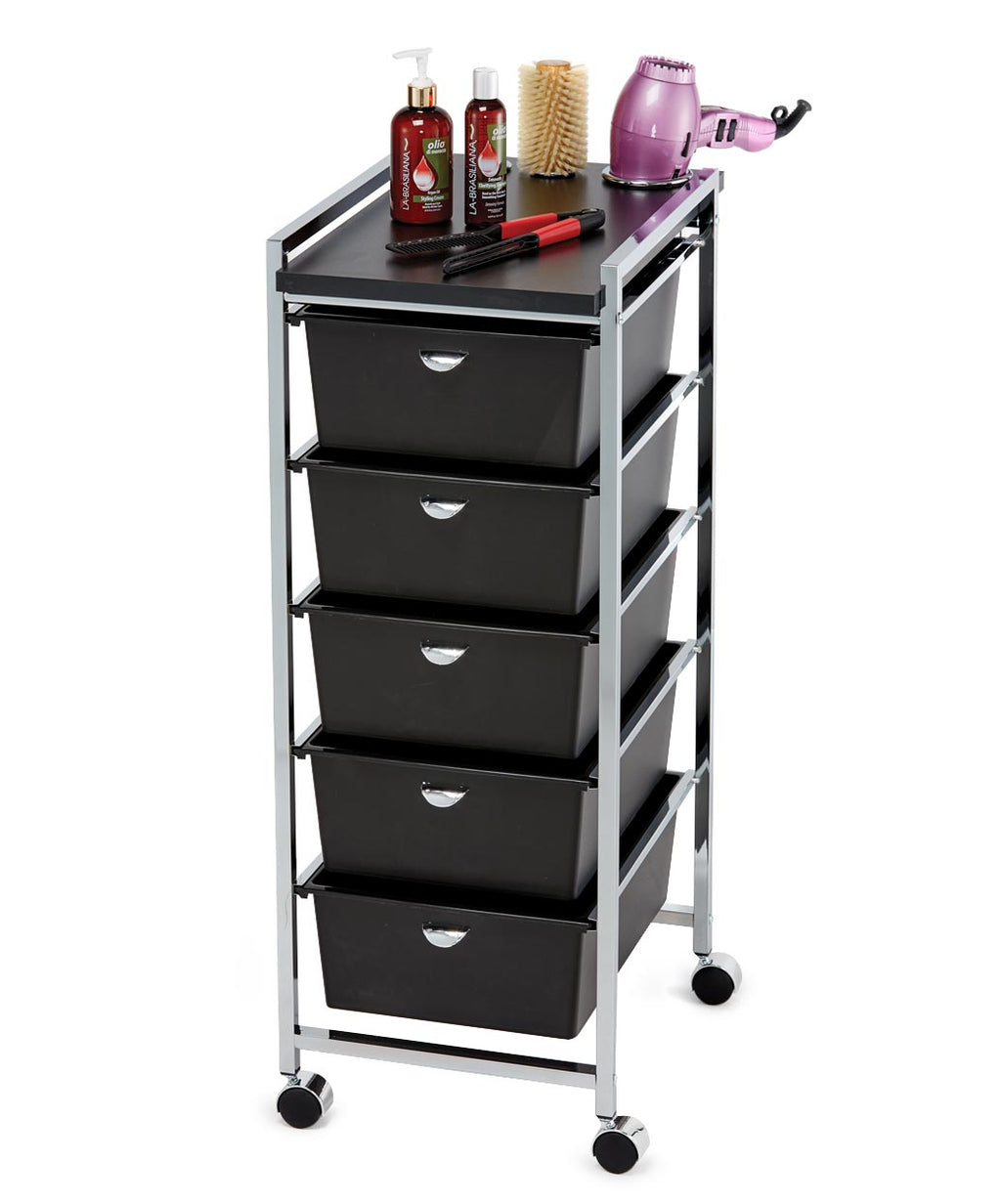 Pibbs D29 Professional Utility Cart Styling Station