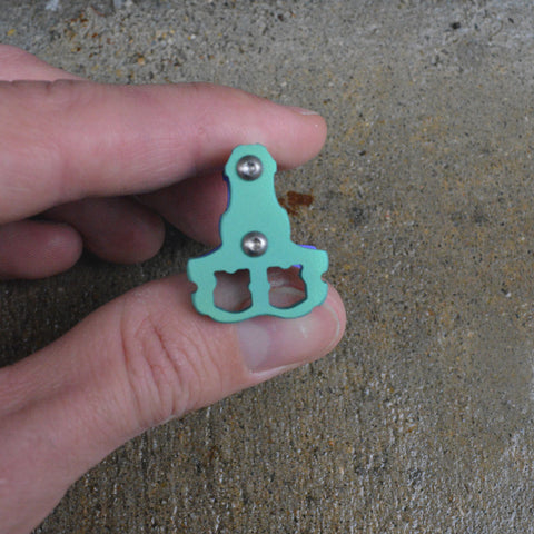 Image of Lazarus Key-chain Clip 1/4 Wide