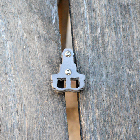 Lazarus Key-chain Clip 1/4 Wide