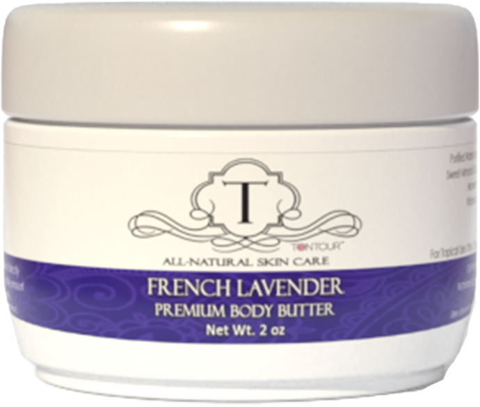 French Lavender Butter - 2 oz