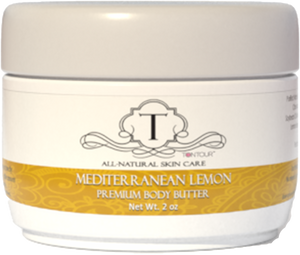Mediterranean Lemon Body Butter-2 oz