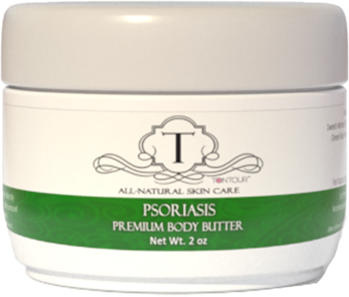 Psoriasis Body Butter - 2 oz