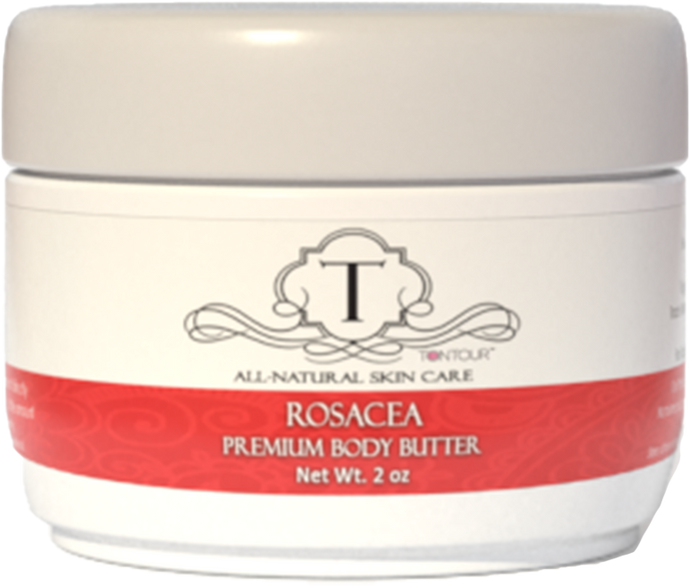 Rosacea Body Butter - 2 oz