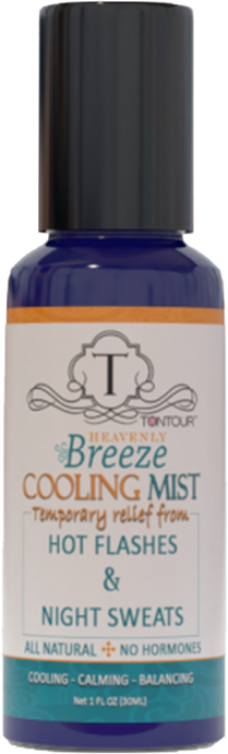 Heavenly Breeze Cooling Mist-1 oz