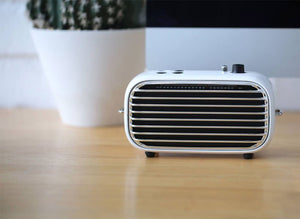 Lofree Poison speaker merges modern audio with vintage aesthetics