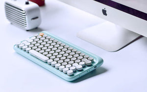 Lofree Four Seasons is a mechanical keyboard for the 21st century