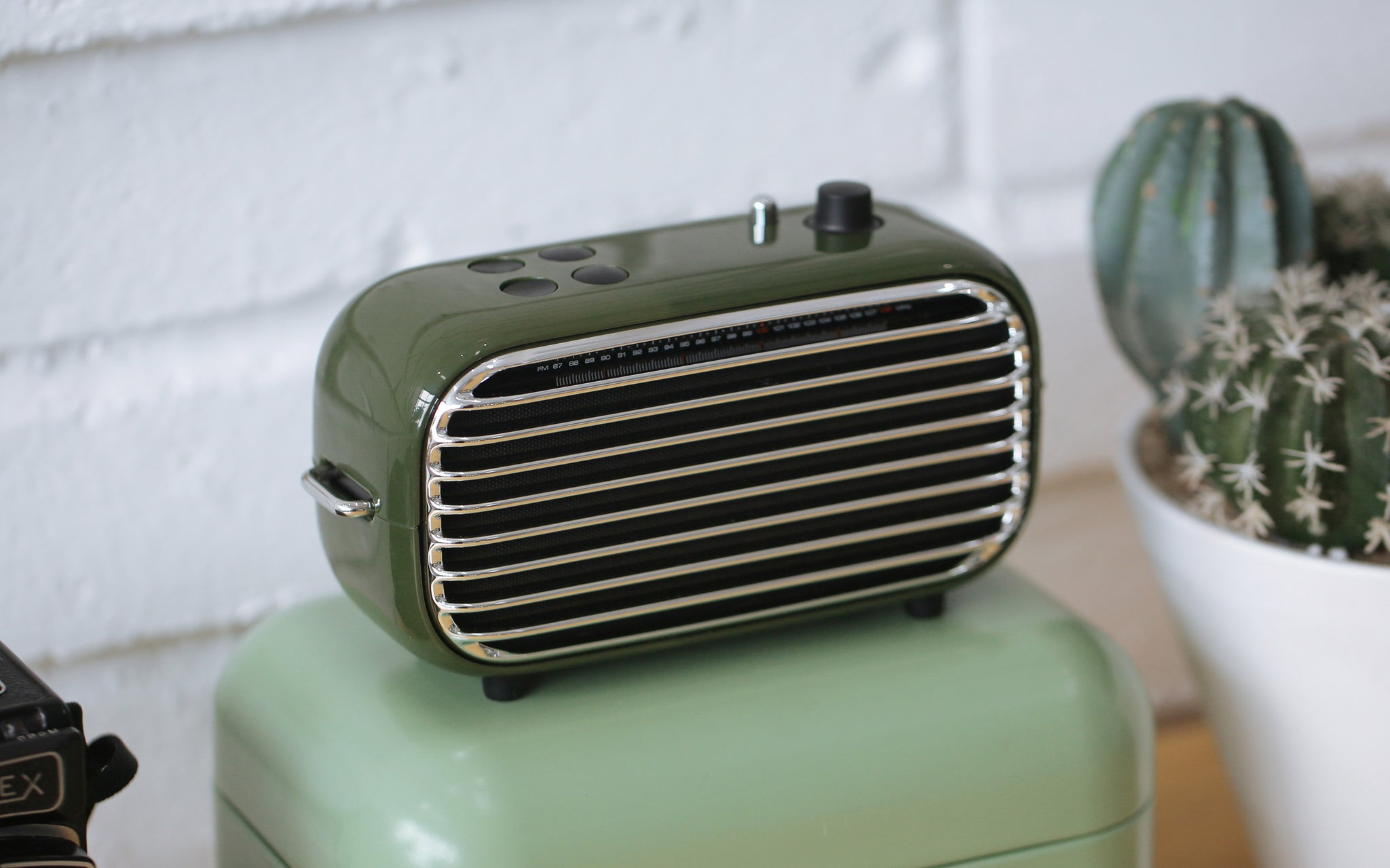 We Asked A Legendary Star About Portable Speakers