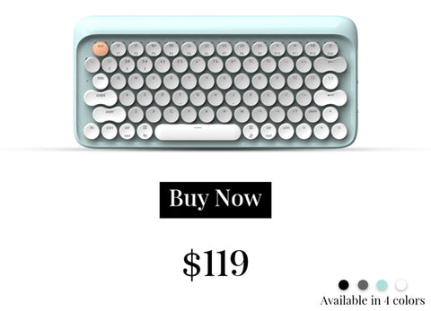 lofree-four-seasons-mechanical-keyboard-mac-turquoise-blue-summer