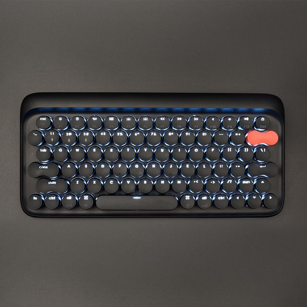 DOT Mechanical Keyboard Black