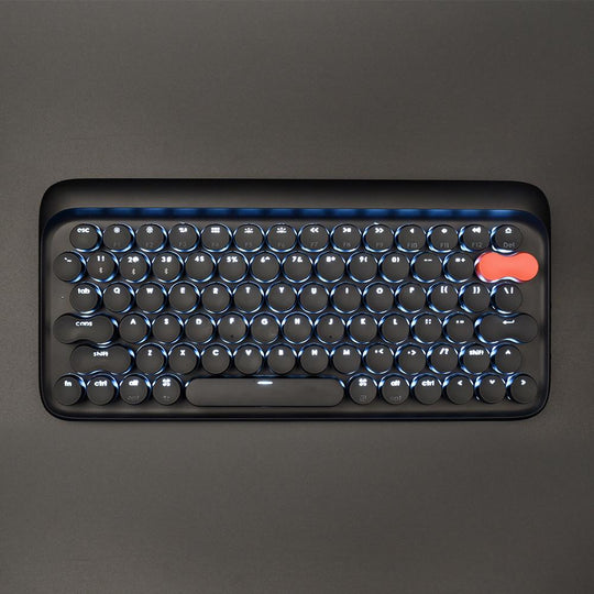 Mechanical Keyboard - DOT Mechanical Keyboard Black