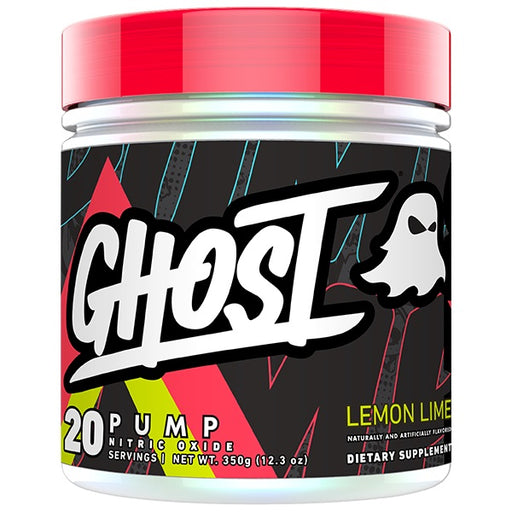 Ghost Pump 20 Serve - Supplement Essentials