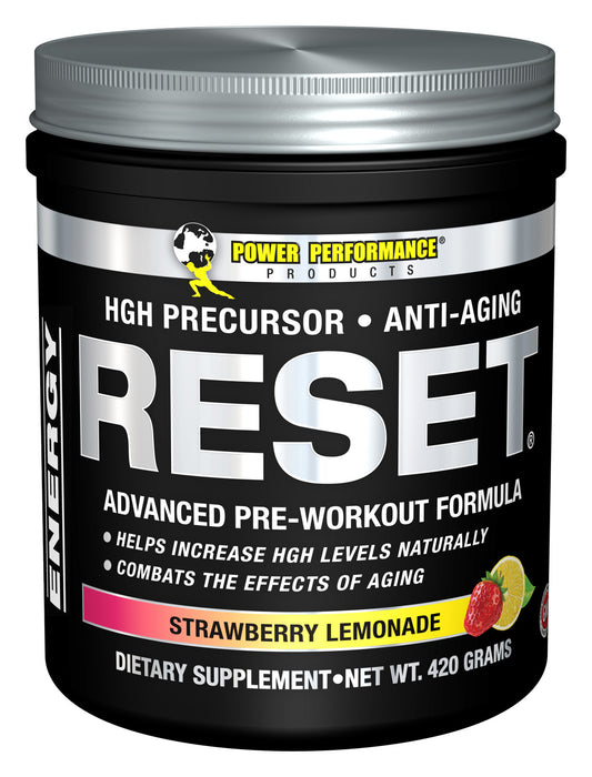 Reset 420g - Supplement Essentials