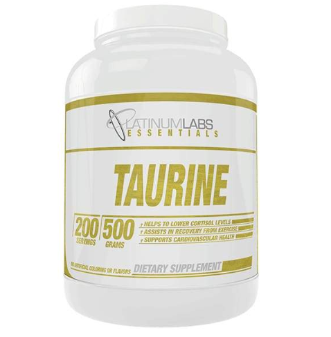Taurine - 200 Serve - 500g