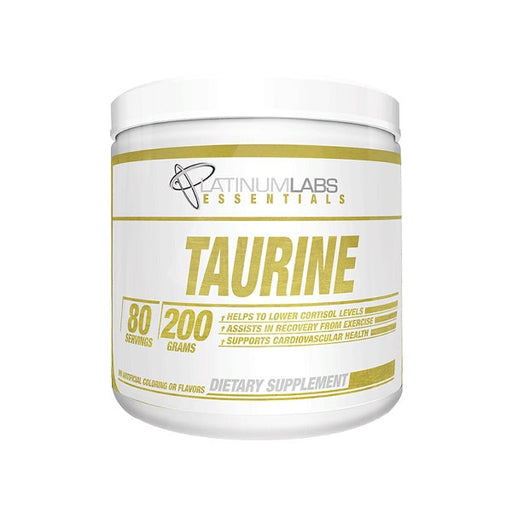 Taurine - 80 Serve - 200g
