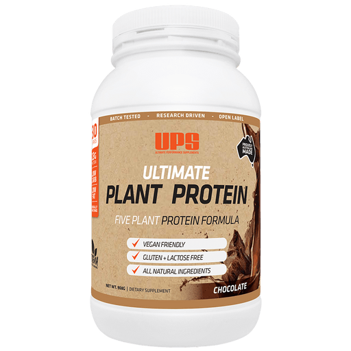 Ultimate Plant Protein Powder - 908g - Supplement Essentials