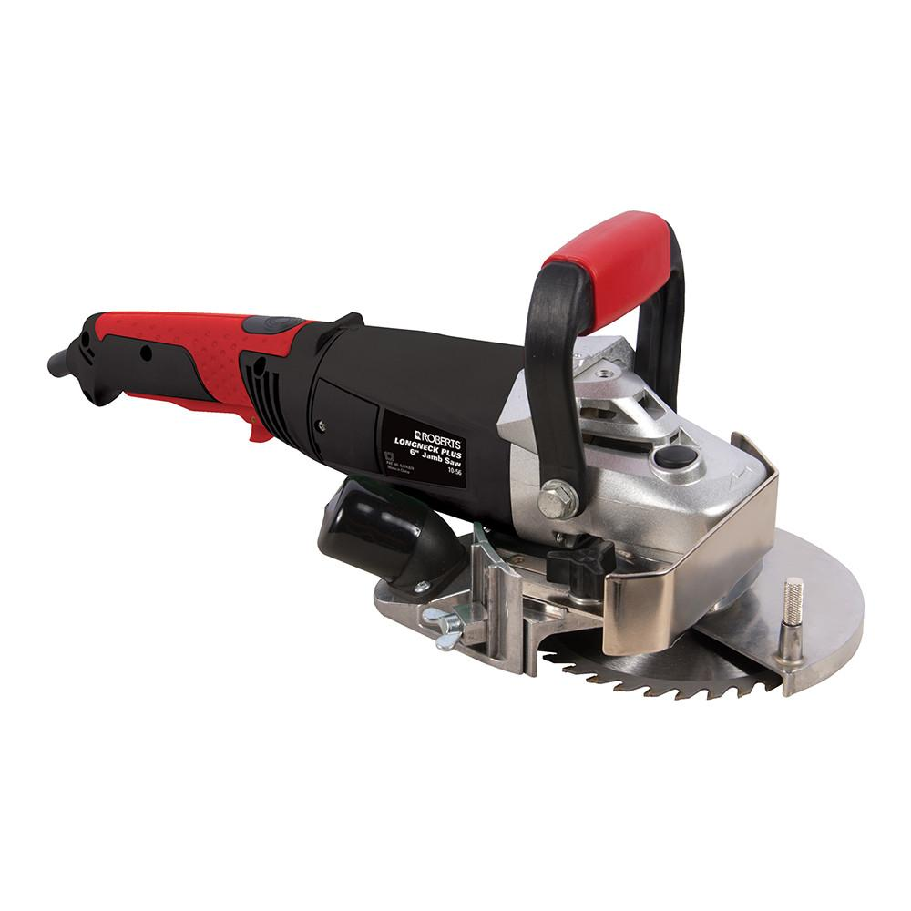 "Roberts 10-56 Long Neck Plus 6"" Jamb Saw"