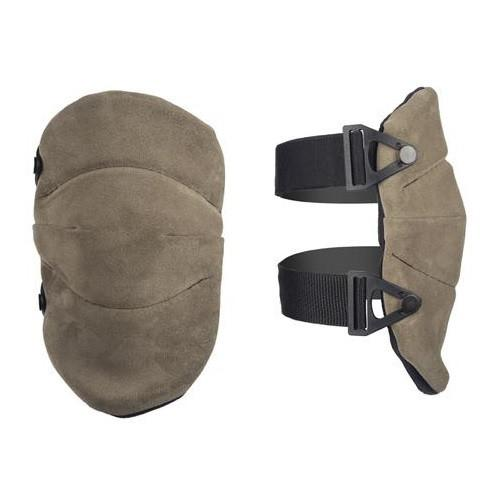 Alta Suede Leather Knee Pads