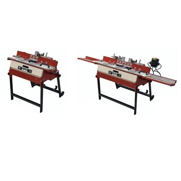 Raimondi Bulldog ADV Bullnose Machine - Single or Dual Motor