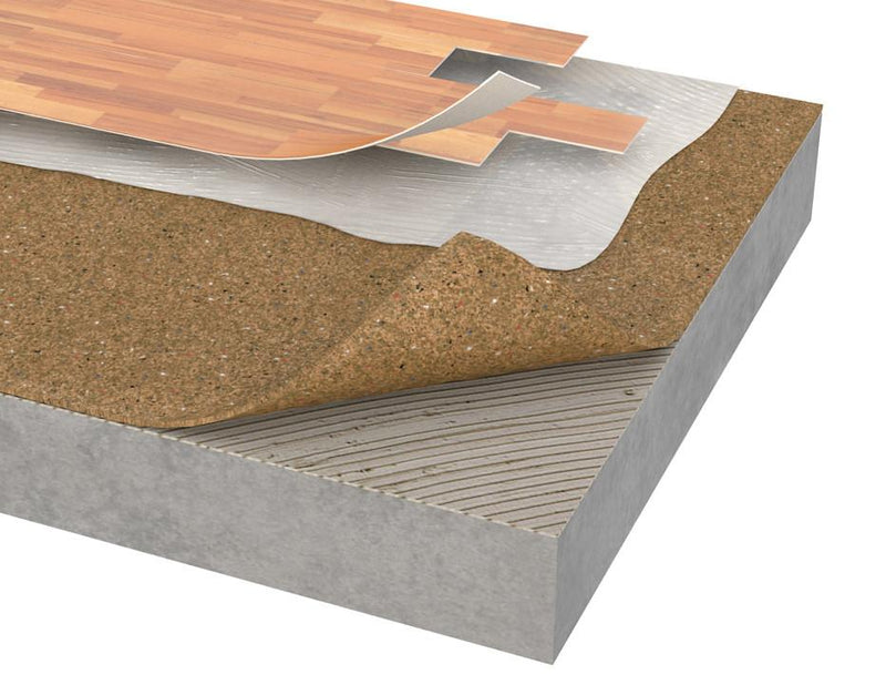 CorkPLUS 250 - Sound Reducing Underlayment