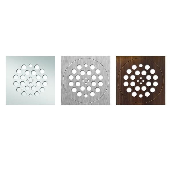 Tile Redi Square Shower Drain Grates