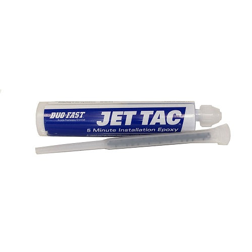 Duo-Fast Jet-Tac Epoxy Adhesive - 250 ml Cartridge